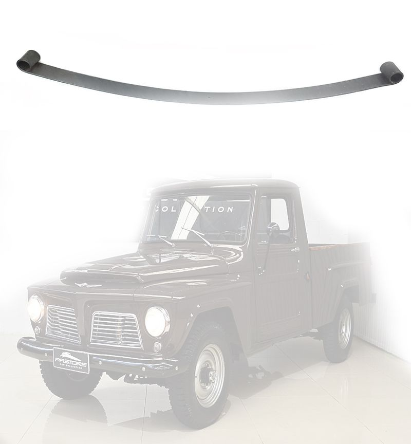 Mola Mestra Dianteiro Jeep Pick-Up, Rural 1958/ 1965