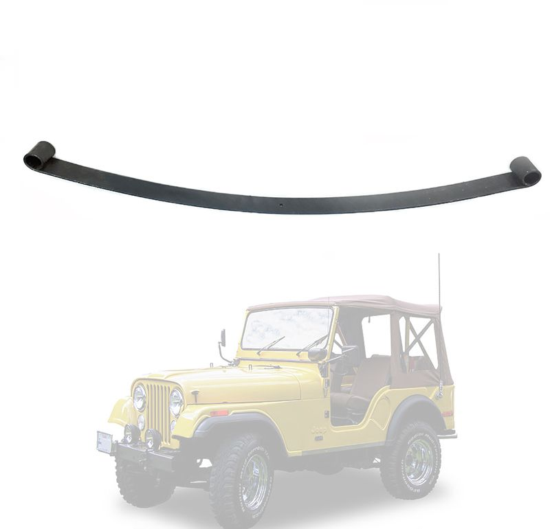 Mola Mestra Dianteiro Jeep Willys Cj5 1955 1979 Oliveira 4x4