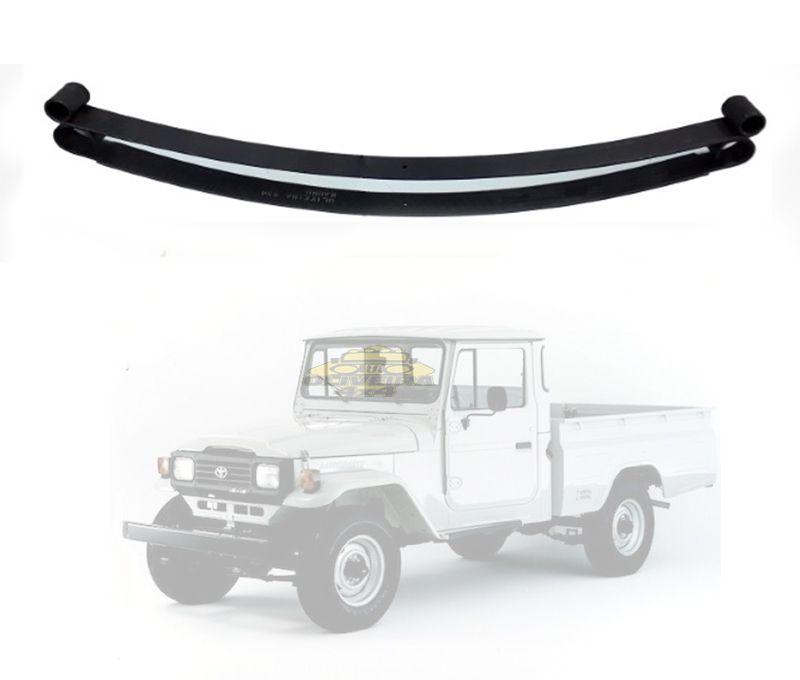 Mola Mestra e 2°Folha Traseiro  Pick-Up, Toyota Bandeirante 1969...
