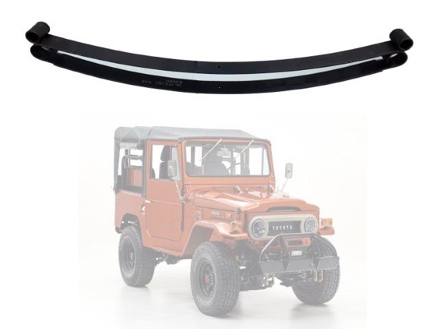 Mola Mestra e 2°Folha Traseiro Toyota Bandeirante 1960/1983