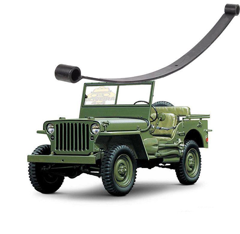 Mola Mestra Traseiro Jeep Willys CJ3 1945/ 1954
