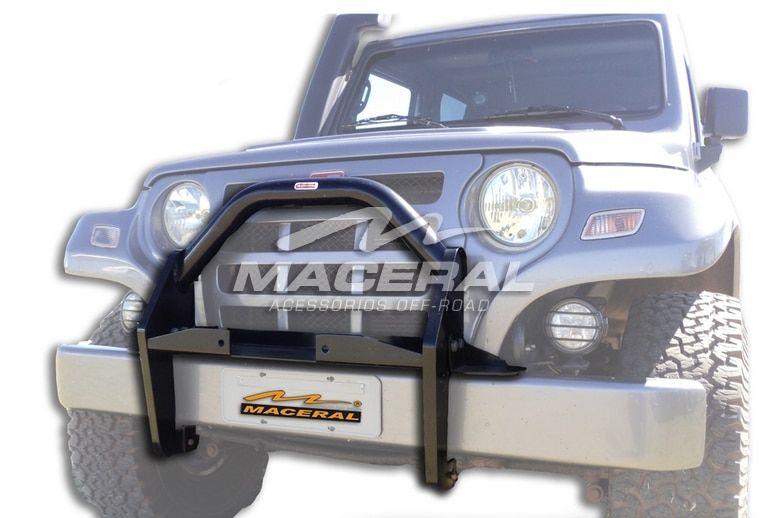 Protetor Grade Frontal C/ Mesa De Guincho 1997/ 00 Troller T4