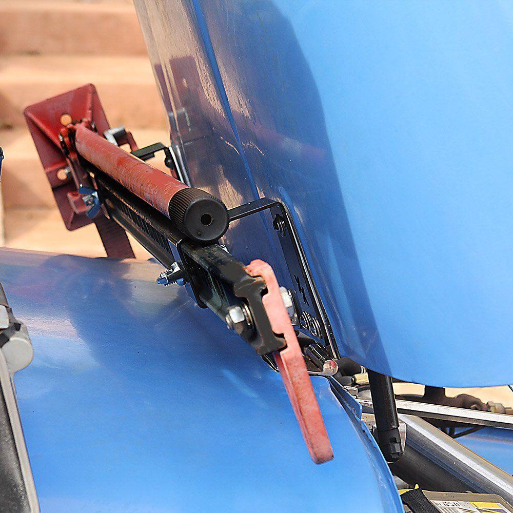 Suporte De Macaco Hi-Lift Para Dobradica Do Capo Jeep Willys