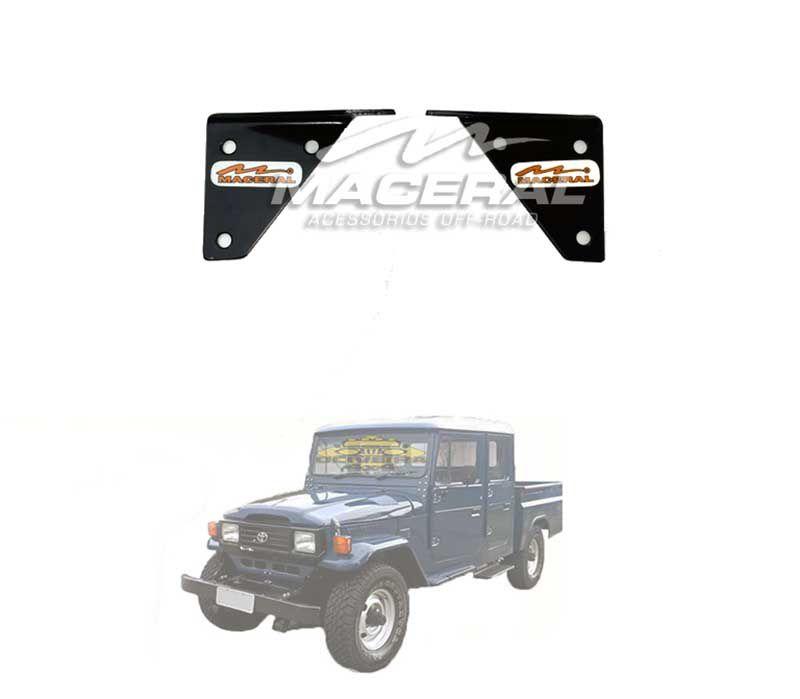 Suporte Farol Toyota Bandeirante - Par