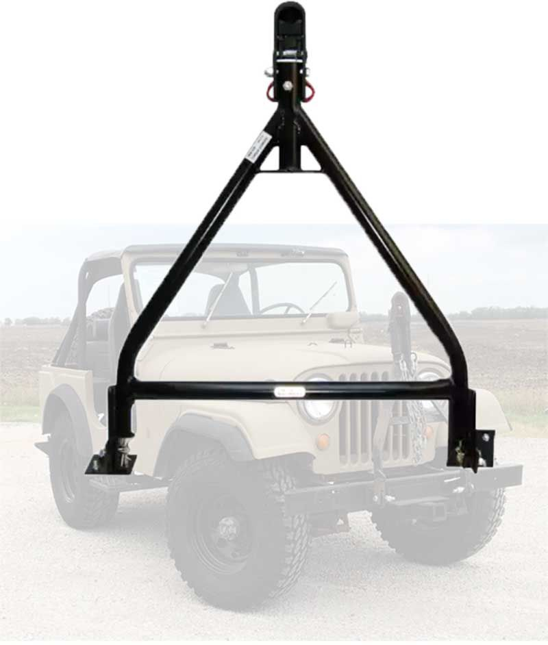 Towbar - Jeep Willys