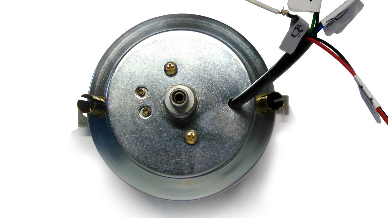 Velocímetro 110mm Mec. 160km/h 2 hod. c/ sinaleira Linha VW