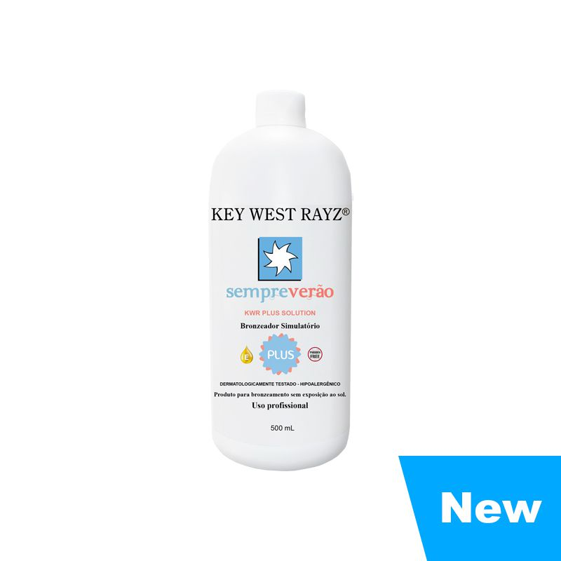 KWR Plus Solution 500ml  - Key West Rayz