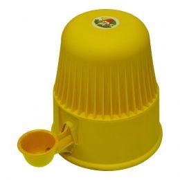 Bebedouro Vida Mansa 2 Litros Polipropileno Amarelo