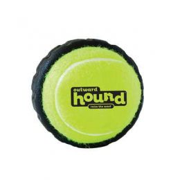 Bola de Tênis para Cães com Textura de Pneu - Outward Hound