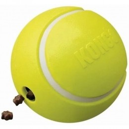 Brinquedo com Dispenser Kong Rewards Tennis