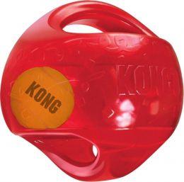 Brinquedo Interativo KONG Jumbler Football
