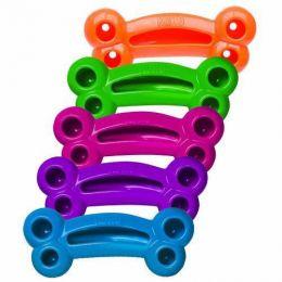 Brinquedo Recheável Kong Quest Bone  Cores variadas