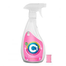 Kit Eliminador de Odor Sustentável Lavanda C1 1 Litro