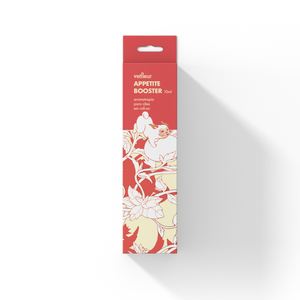 Appetite Booster Rollon 10ml Aromaterapia
