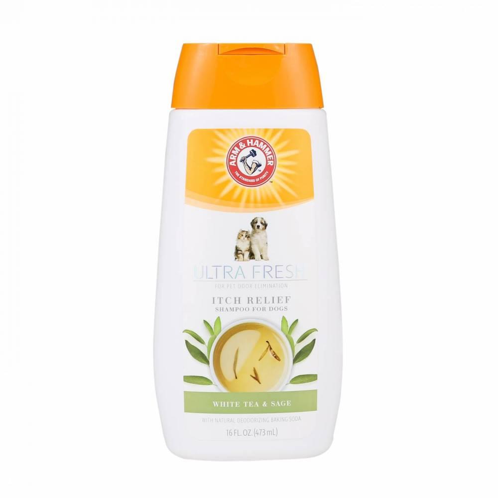 Arm & Hammer Ultra Fresh - Shampoo Anti-Coceira Com Aveia E Babosa 473mls