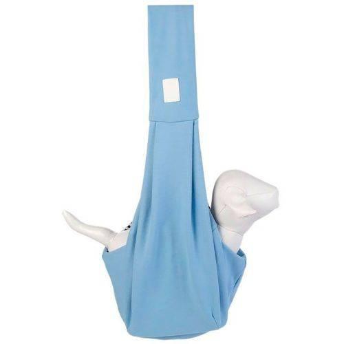 Bolsa Sling Azul Bebê Woof Classic