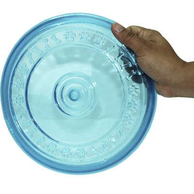 Brinquedo Chalesco Frisbee Totóys Disco Flex Sabor Frango