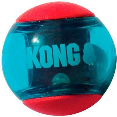 Brinquedo KONG Squeezz Act Ball