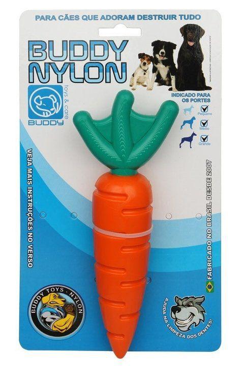 Cenoura Nylon Buddy Toys
