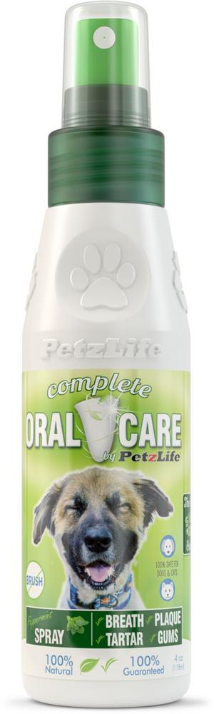 Cuidado Oral PetzLife 4oz Spray 118ml