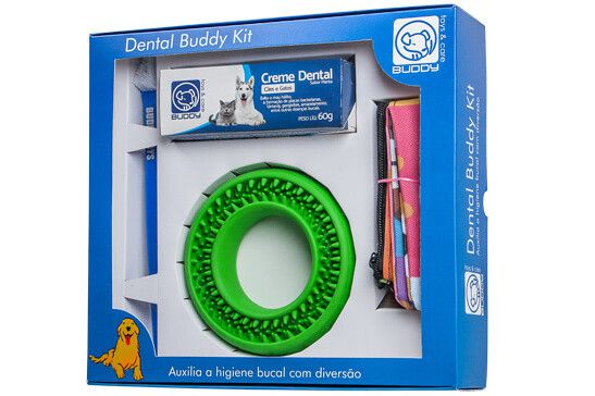 Dental Buddy Kit Para Higiene Oral