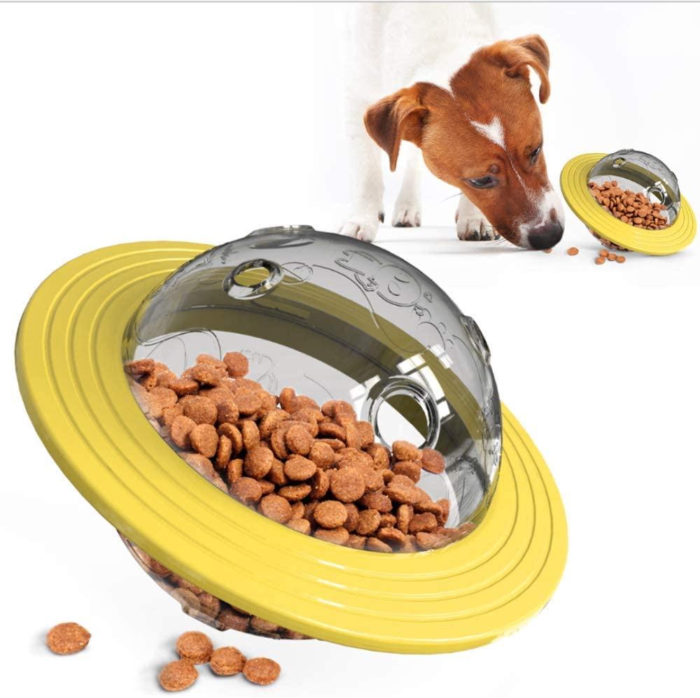 Dog Planet Treat Toy Dispenser de Petisco e Ração