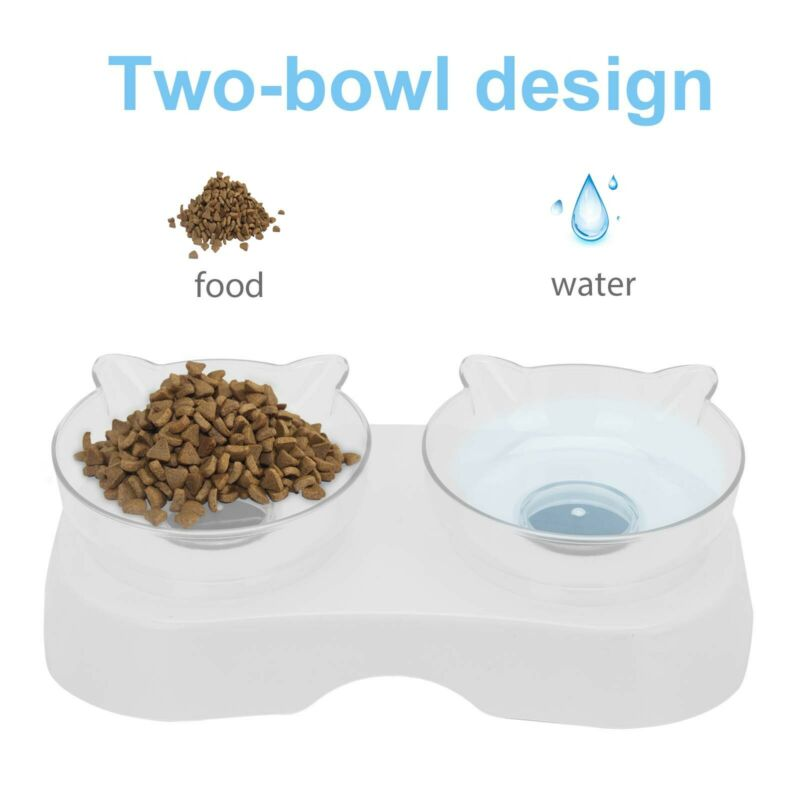 Double Pet Bowl - Comedouro e Bebedouro