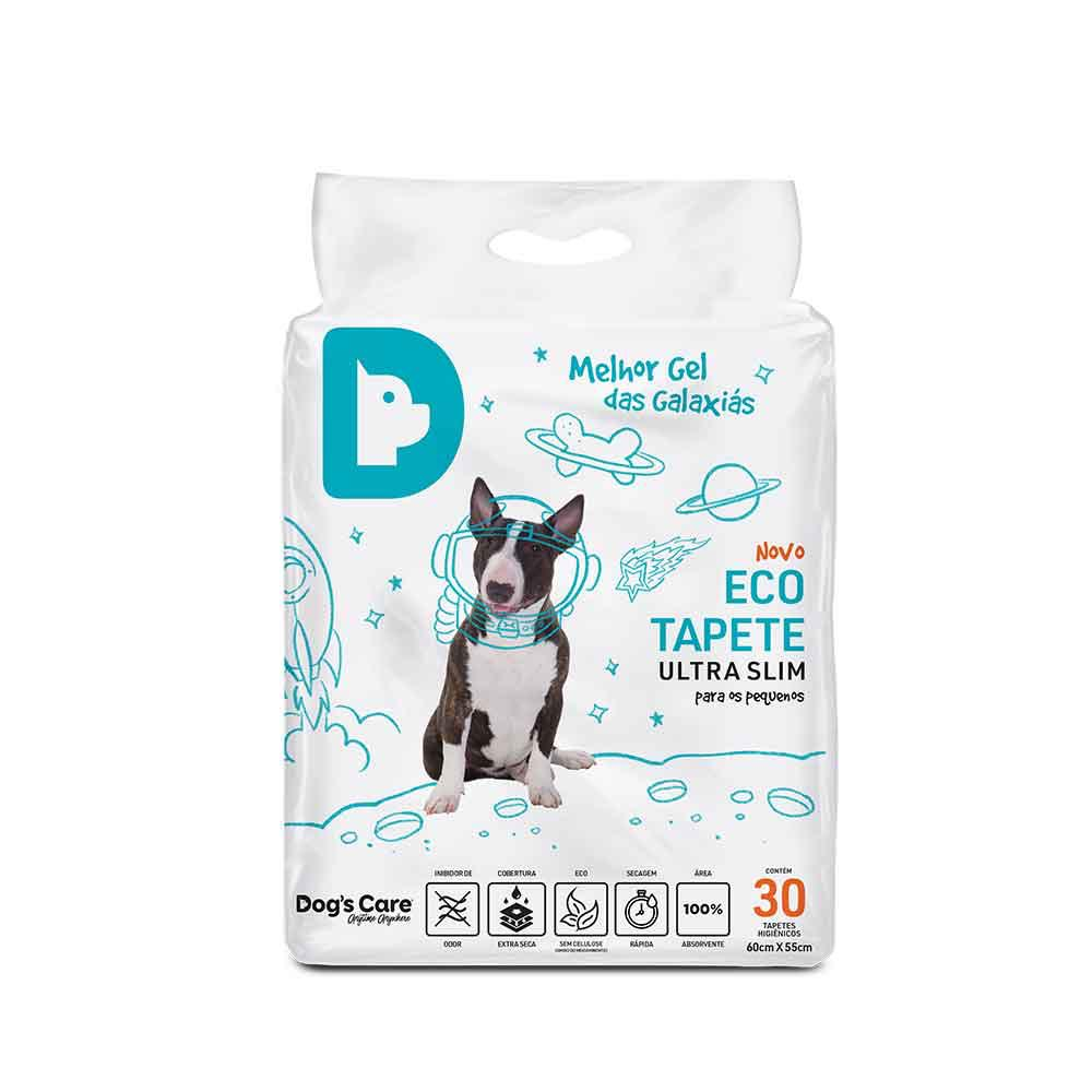 ECO TAPETE HIGIÊNICO ULTRA SLIM DOG'S CARE