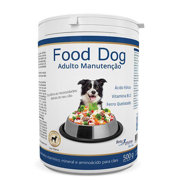 Food Dog Manutenção
