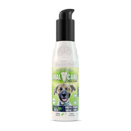 Gel Petz Life Cuidado Oral Para Cães e Gatos Hortelã