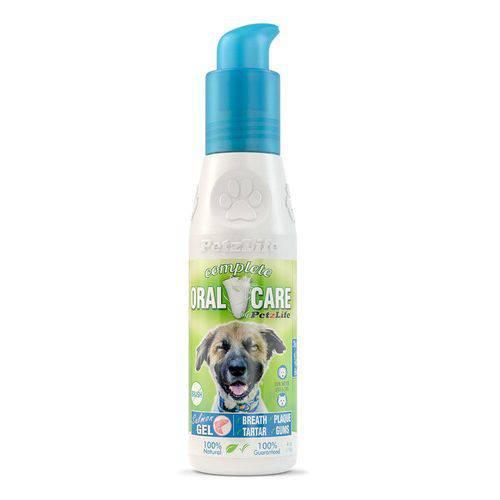 Gel Petz Life Cuidado Oral Para Cães e Gatos Salmão
