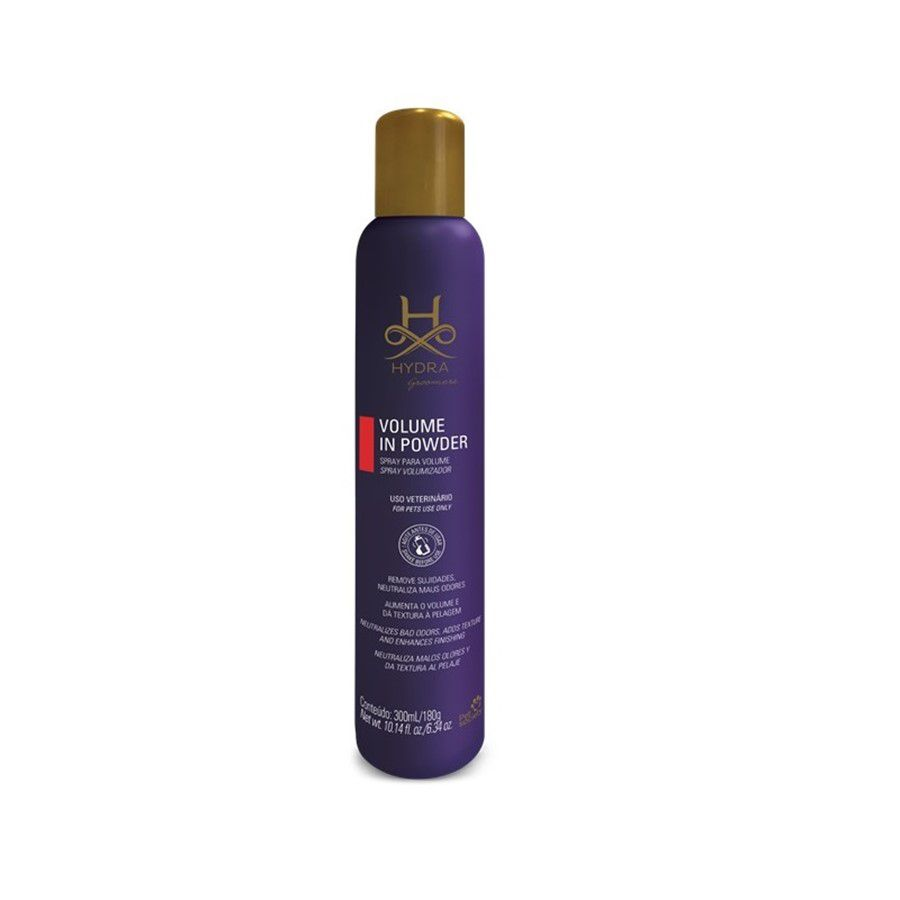 HYDRA GROOMERS VOLUME IN POWDER 300 ML