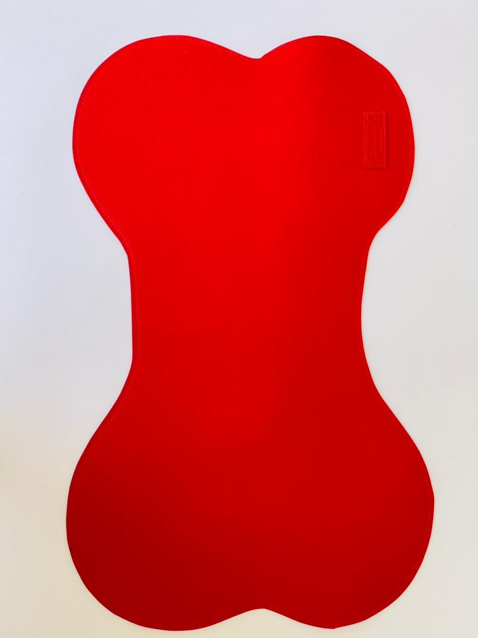 Jogo Americano Vermelho