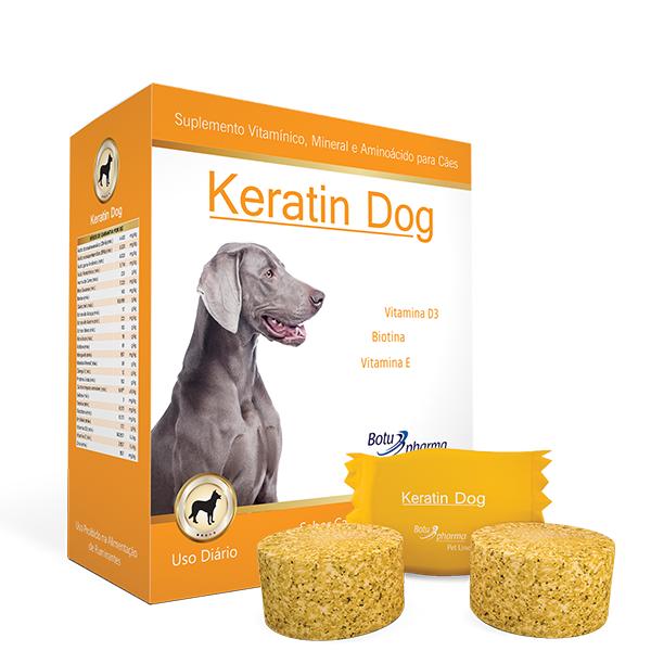 Keratin Dog