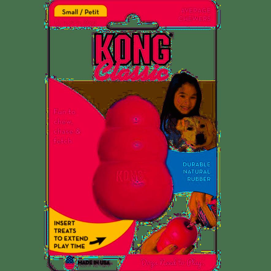 Mordedor Com Dispenser Para Petisco Kong Classic