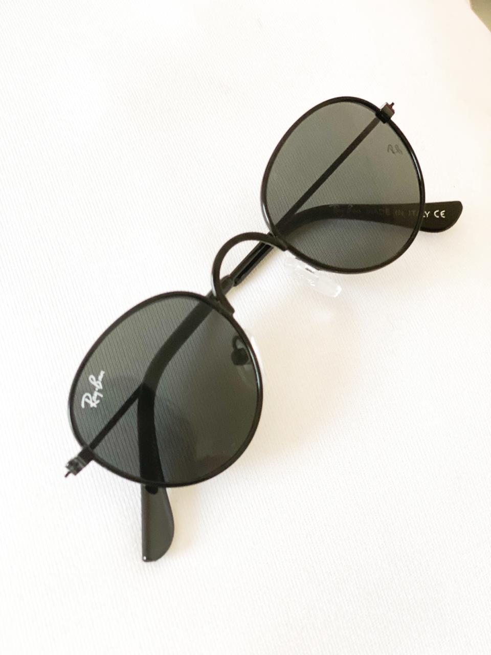 Óculos Pet Preto