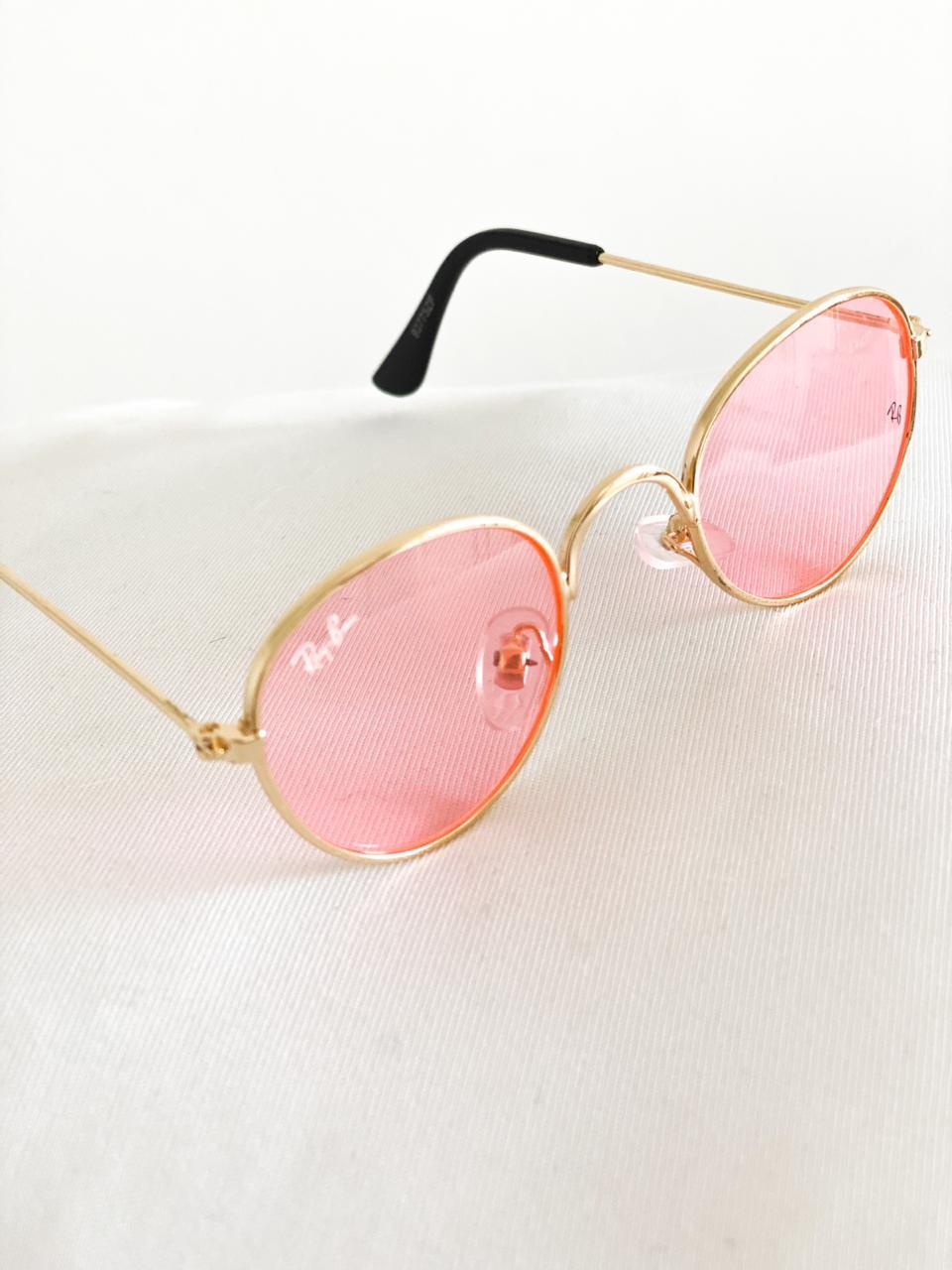 Óculos Pet Rosa