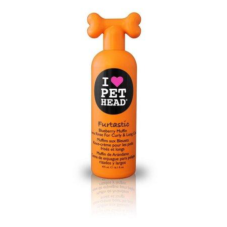 Pet Head Furtastic Condicionador Pêlos Crespos e Longos