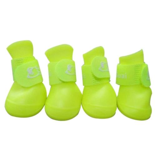 Sapato Para Cachorro Botinha Antiderrapante Impermeável S ( pequeno)