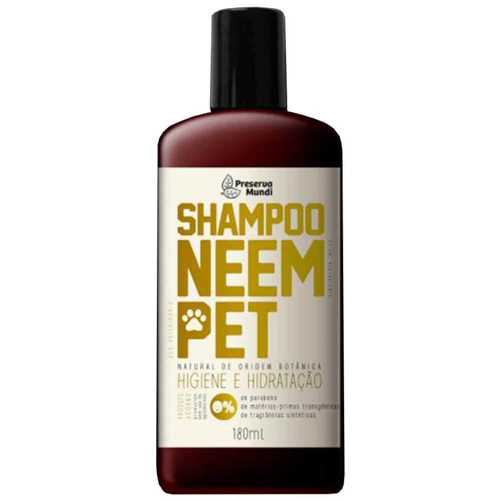 Shampoo Neem Pet 180 ml