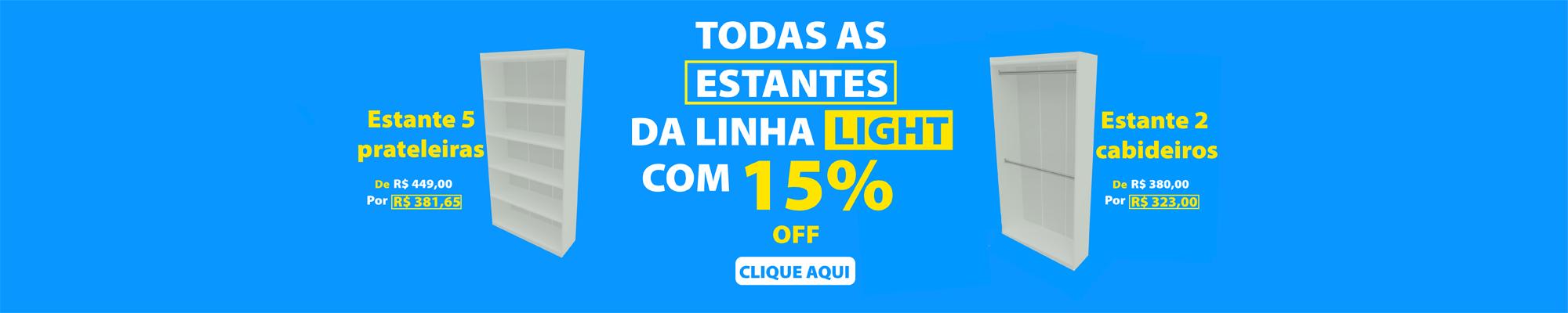 Promoção Linha Light