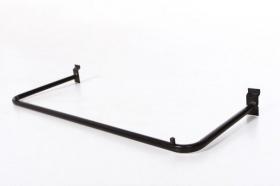 Arara Comac tamanho 60 cm para painel canaletado