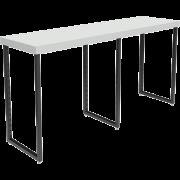 Balcão Expositor Duplo com Cremalheira 190 x 95 x 52 cm Comac