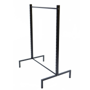 Expositor central para cremalheira 93x130x64 cm Comac