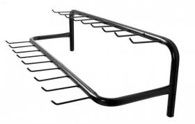 Expositor de cinto Comac modelo de parede duplo