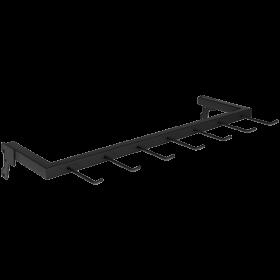 Expositor para Cintos 60 x 17 cm de Cremalheira Comac