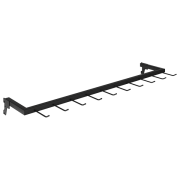 Expositor para Cintos 90 x 17 cm de Cremalheira Comac