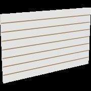 Painel Canaletado MDF Para Loja 135 x 90 cm Comac