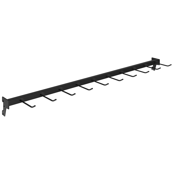 Expositor para Cintos 90 cm de Cremalheira Comac