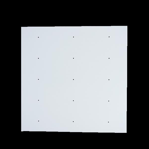 Painel em MDF Screw 90x90 cm